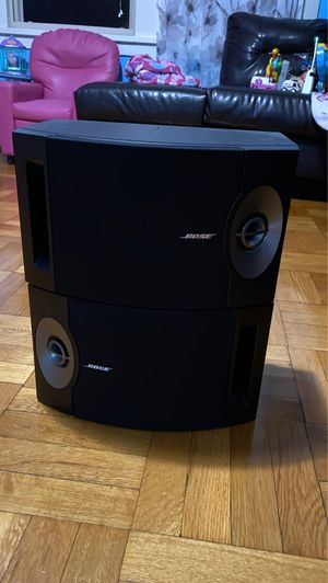 Pioneer receiver and 2 bose speaker for Sale in Washington, DC
