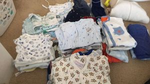 Baby boy clothes 0 to 6 m for Sale in Virginia Beach, VA