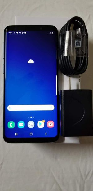 """Samsung Galaxy S9 64GB,, """"Factory Unlocked Condition Excellent"""" (Like Almost New) for Sale in Springfield, VA"""