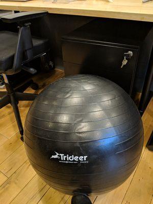 Brand NEW Exercise Ball (55cm) for Sale in Philadelphia, PA