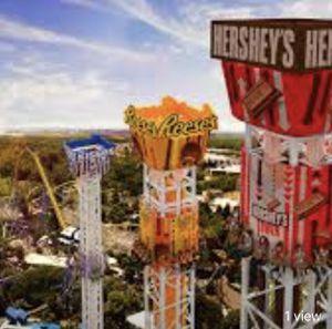 Hersheypark ticket for Sale in Harrisburg, PA