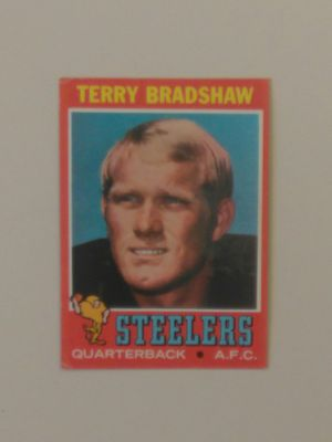 1971 Terry Bradshaw Topps RC Book Value 175.00 for Sale in Dallas, TX