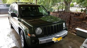 2007 limited edition jeep patriot for Sale in Houston, TX
