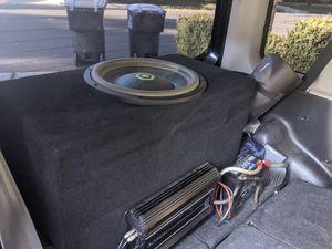 Soundqubed & Orion Xtr for Sale in Visalia, CA