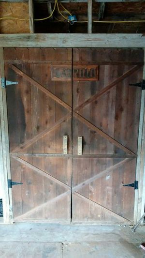Barn doors anywhere for Sale in Highlands, TX