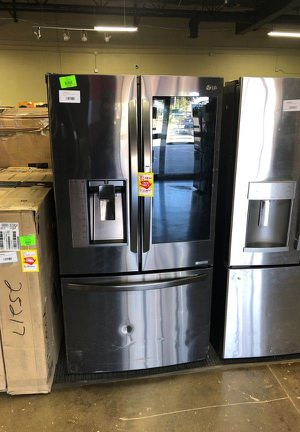 Brand New LG Insta-View French Door Refrigerator 5M8U for Sale in West Hollywood, CA