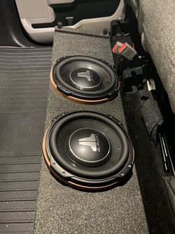 Subs, Amps, Box for Sale in Westerville,  OH