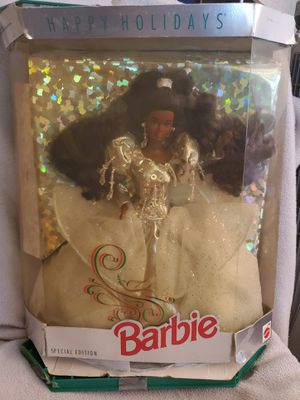 1992 Mattel Special Edition Happy Holiday Barbie for Sale in Arlington, TX