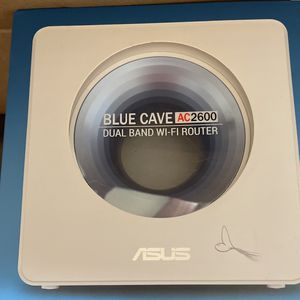 ASUS AC2600 Blue Cave Dual Band WiFi Router for Sale in Princeton, TX