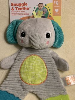 Bright Starts Snuggle & Teethe Toy for Sale in Hopkinton,  MA