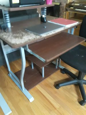 Desk and Printer combo for Sale in West Covina, CA