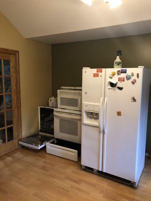 Used appliances for Sale in Crete, IL