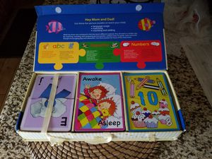 Early Learning flashing puzzles for Sale in SOUTH SUBURBN, IL