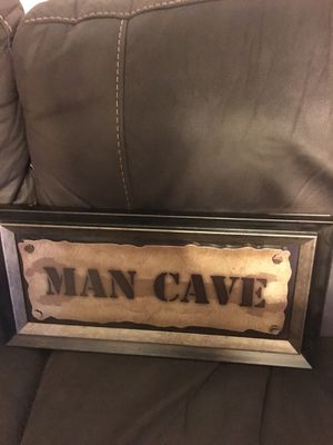 Man Cave sign for Sale in Chagrin Falls, OH