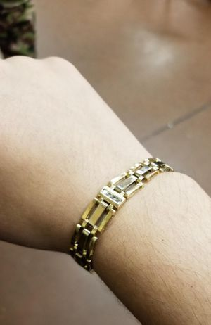 14k tennis bracelet w/diamonds for Sale in Phoenix, AZ