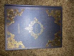 gucci mormont book for Sale in San Antonio, TX