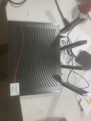 Network Nightwalk X45 (Router/modem) for Sale in Clinton, MD