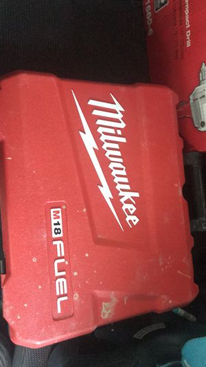 Milwaukee 3/8 impact wrench for Sale in Winter Haven, FL