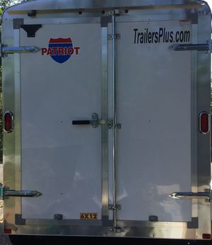 Slightly used new tandem commercial trailer for Sale in Montgomery, AL
