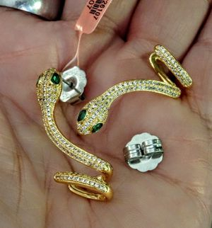 New snake earrings for Sale in Pompano Beach, FL