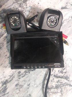 Tadi Brothers back up camera system for motor homes for Sale in Spokane,  WA