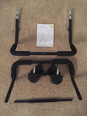 Baby Jogger Chicco/Peg Perego Car Seat Adapter (for City Mini, City Mini GT, Summit X3) for Sale in Montgomery Village, MD