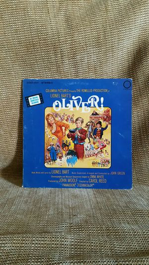 "Oliver! ""An Original Soundtrack Recording"" for Sale in San Diego, CA"