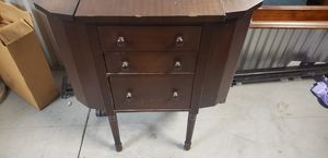 Vintage sewing table for Sale in Providence, RI
