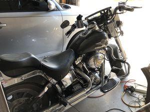 Motorcycle, 2006 Harley Davidson Fat Boy, 15000mi for Sale in Callahan, FL