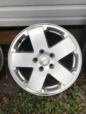 JEEP WRANGLER PARTS,!!! Wheels / Windows / Cargo Net / Spare Tire Bike Rack for Sale in Lake Shore, MD