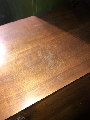 Pull Down Table Desk 3 Drawer Dresser for Sale in Stockton, CA