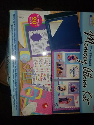 memory Album Kit for Sale in Belfair, WA