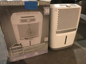 Frigidaire dehumidifier new in box for Sale in Houston, TX