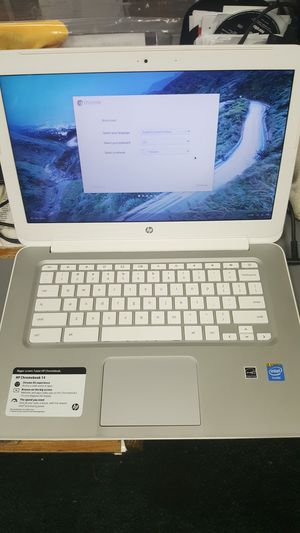"""Hp 14"""" chromebook laptop notebook computer for Sale in Baltimore, MD"""