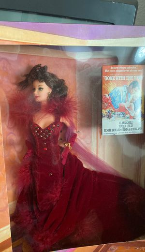 Barbie - Hollywood Legends Collection - Scarlett O'Hara for Sale in Wylie, TX