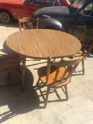 Antique dining table for Sale in South El Monte, CA
