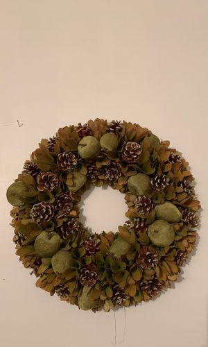 J brown and co door wreath for Sale in Ashburn, VA