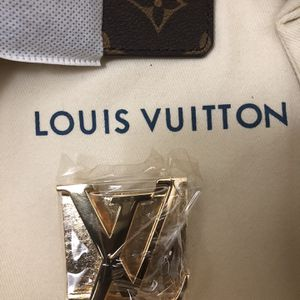 LOUIS VUITTON LV Initiales 40MM (BELT) for Sale in Gaithersburg, MD