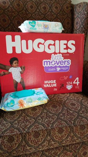 Huggies Diapers Little Movers for Sale in Dallas, TX