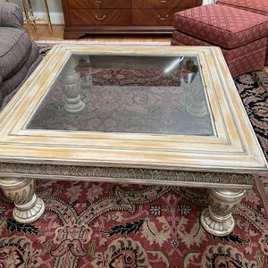 Coffee Table - Beautiful and Large for Sale in Raleigh, NC