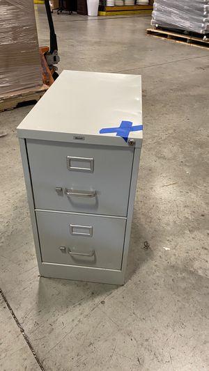 2 Drawer File Cabinet for Sale in Chesapeake, VA