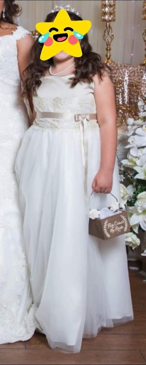 Flower Girl Dress for Sale in San Antonio, TX