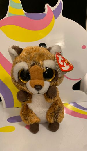RUSTY Beanie Babies TY 2018 for Sale in El Cajon, CA