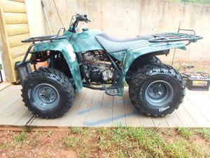 02 Yamaha Bear Tracker 250 for Sale, used for sale  Carrollton, GA