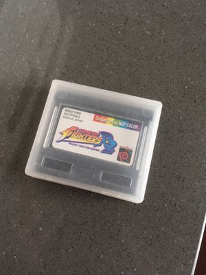 King of Fighters R2 + case for Sale in Denver, CO