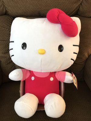 "15"" Hello Kitty Stuffed Animal Plush NWT for Sale in Altoona, IA"