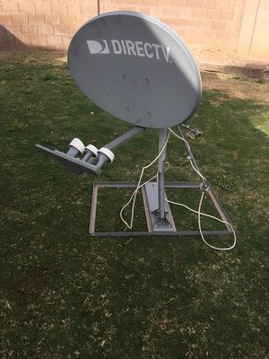 Satellite dish HD for Sale in Scottsdale, AZ