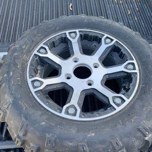 Arctic Cat Front Wheel for Sale in Garden Grove, CA