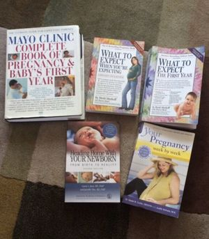 Pregnancy books - $1 each for Sale in Palatine, IL