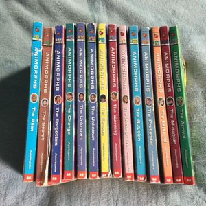 Animorphs Books for Sale in West Carson, CA